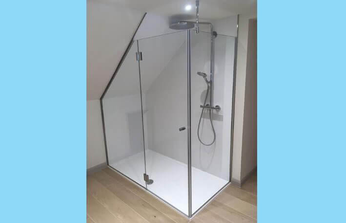 made to measure shower doors and screens