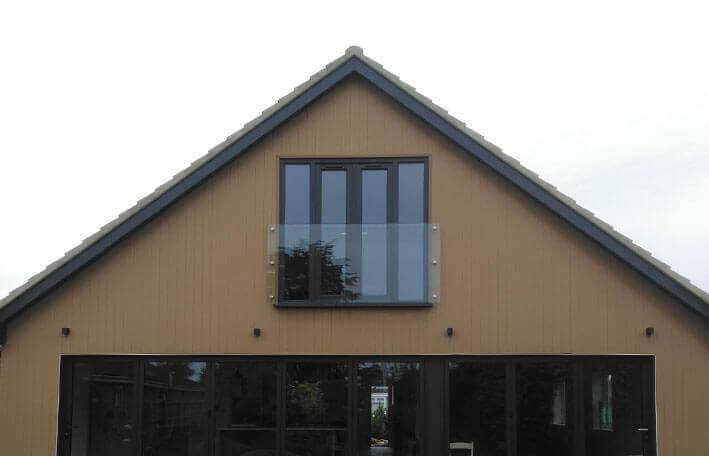 glass balustrades norwich