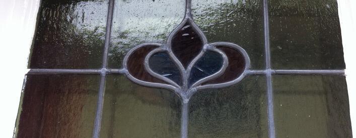 patterned-glass