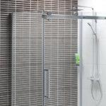 bespoke glass shower screen