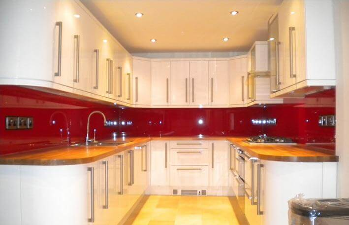 Bespoke Glass Splashbacks Amp Coloured Glass In Norwich