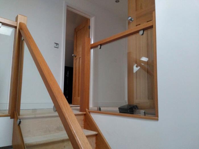 Norwich Glass   Glass stairwells