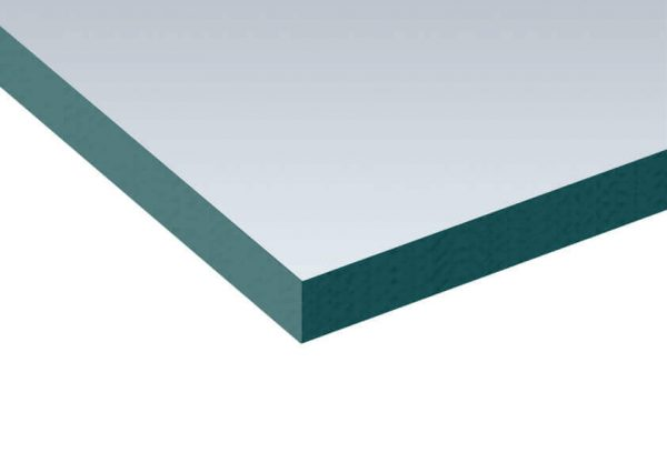 10mm Clear Toughened Safety Glass