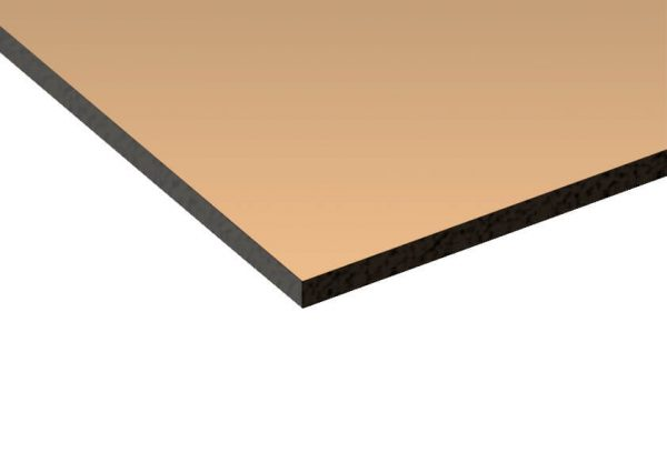 4mm Bronze Tinted Toughened Safety Glass