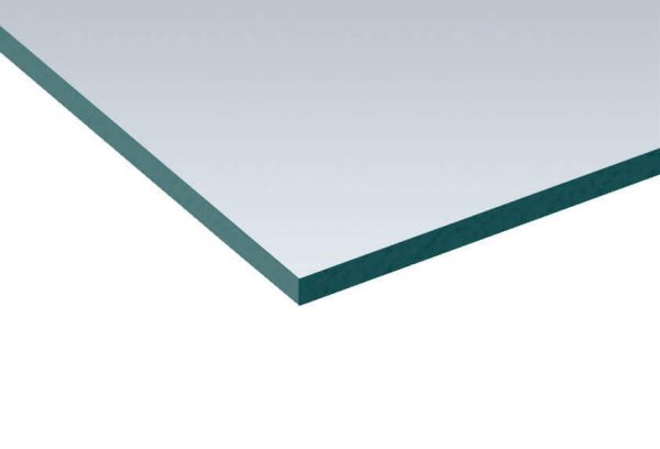 4mm Clear Toughened Safety Norwich Glass