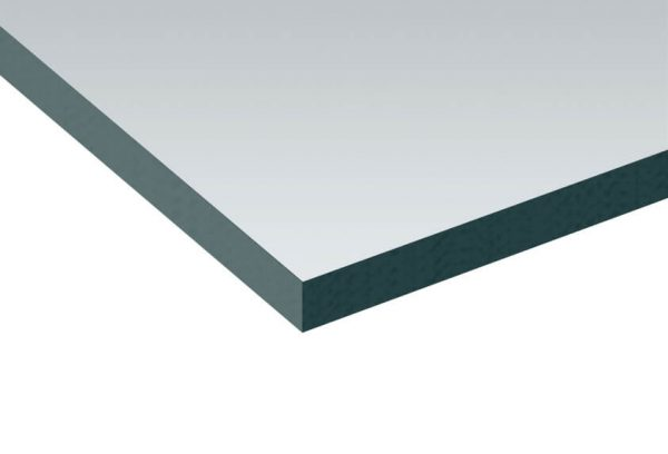 8mm Low Iron Toughened Safety Glass