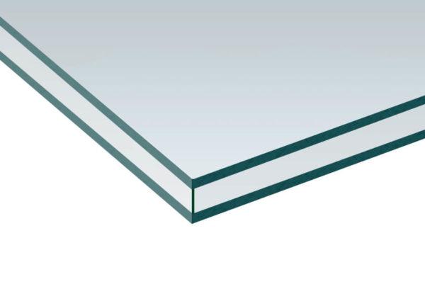 4mm Double Glazed Float Glass in Clear