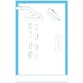 Shower Enclosures Icon