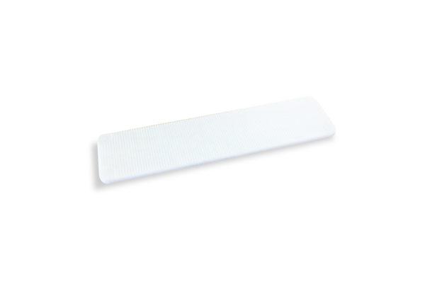 white packer