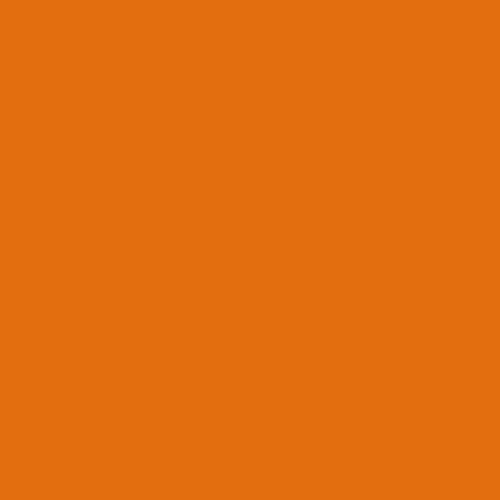 Deep Orange Colour